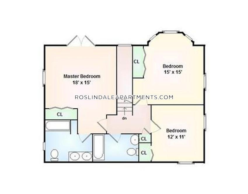 BOSTON - ROSLINDALE - 3 Beds, 2 Baths - Image 21