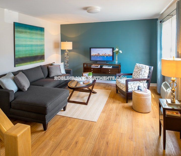 Boston - Roslindale - Studio, 1 Bath - $1,583