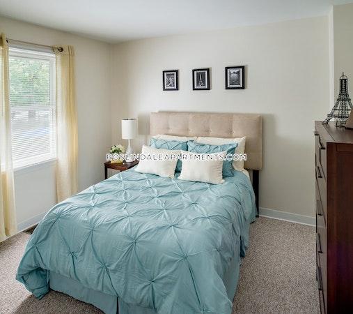 Roslindale Apartment for rent Studio 1 Bath Boston - $1,708