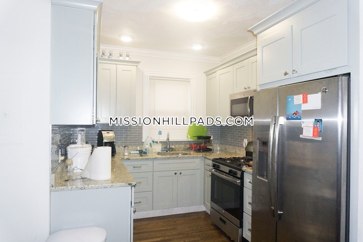Boston - Fort Hill - 3 Beds, 1 Bath - $3,200