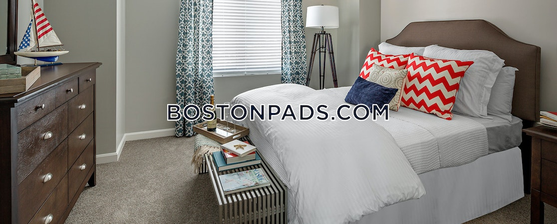 Seaport/waterfront Apartment for rent 2 Bedrooms 2 Baths Boston - $3,803