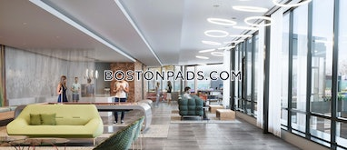Boston - Seaport/Waterfront - 2 Beds, 1 Bath - $4,700 - ID#3698862