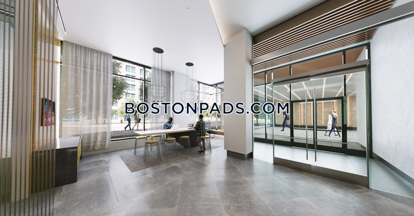 BOSTON - SEAPORT/WATERFRONT - 2 Beds, 1 Bath - Image 5