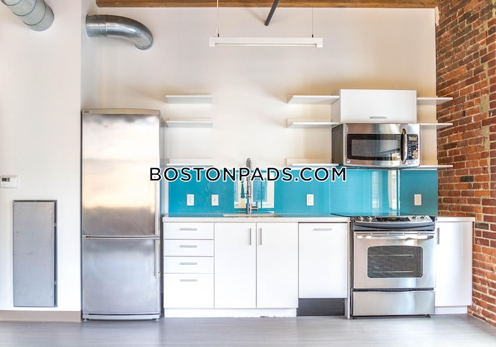 Boston - Seaport/waterfront - Studio, 1 Bath - $2,649