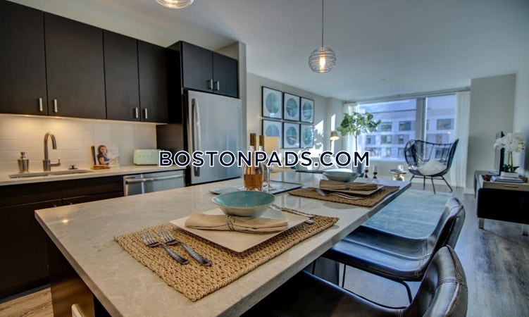 Seaport/waterfront Apartment for rent 2 Bedrooms 1 Bath Boston - $5,792