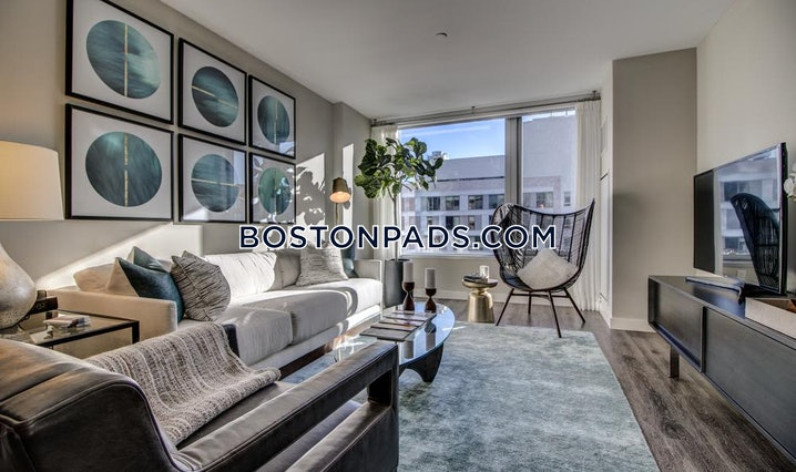 Boston - Seaport/waterfront - 2 Beds, 1 Bath - $5,300