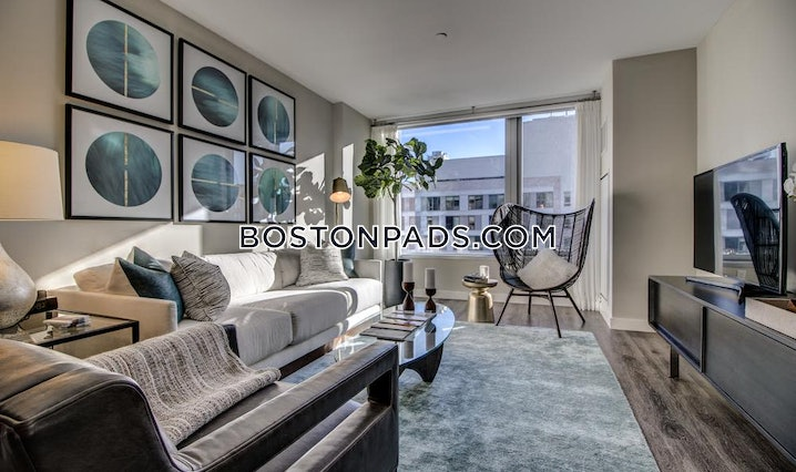 Boston - Seaport/waterfront - 3 Beds, 1 Bath - $7,500