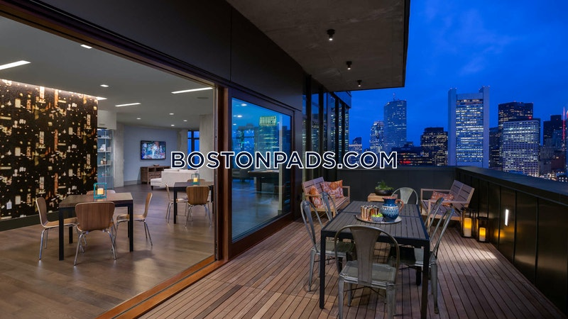 Seaport/waterfront Seeaport Studio 1 Bath Boston - $2,900