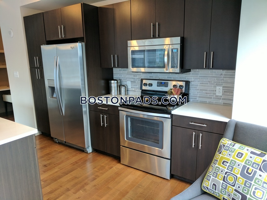 BOSTON - SEAPORT/WATERFRONT - 2 Beds, 2 Baths - Image 6