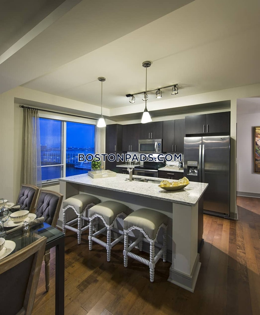 BOSTON - SEAPORT/WATERFRONT - 2 Beds, 2 Baths - Image 5