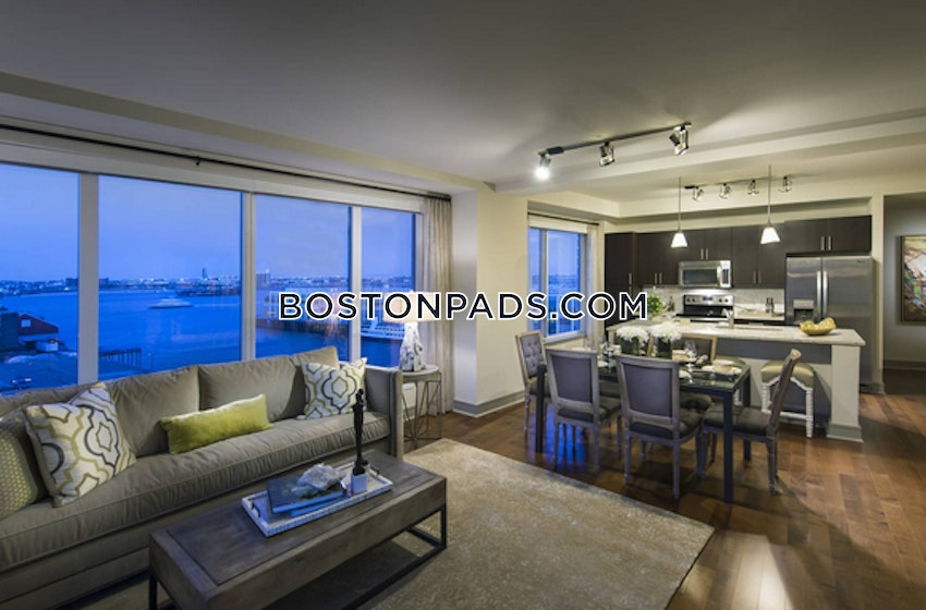 BOSTON - SEAPORT/WATERFRONT - 2 Beds, 2 Baths - Image 1