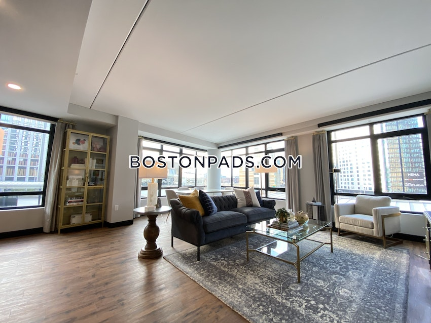 BOSTON - SEAPORT/WATERFRONT - 2 Beds, 2 Baths - Image 21
