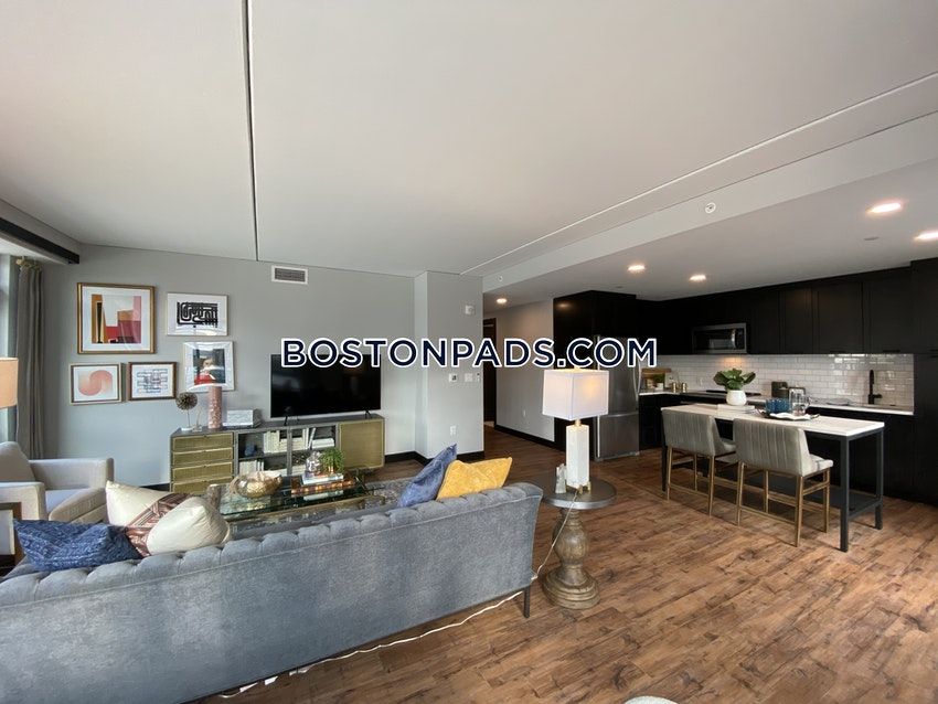 BOSTON - SEAPORT/WATERFRONT - 2 Beds, 2 Baths - Image 17