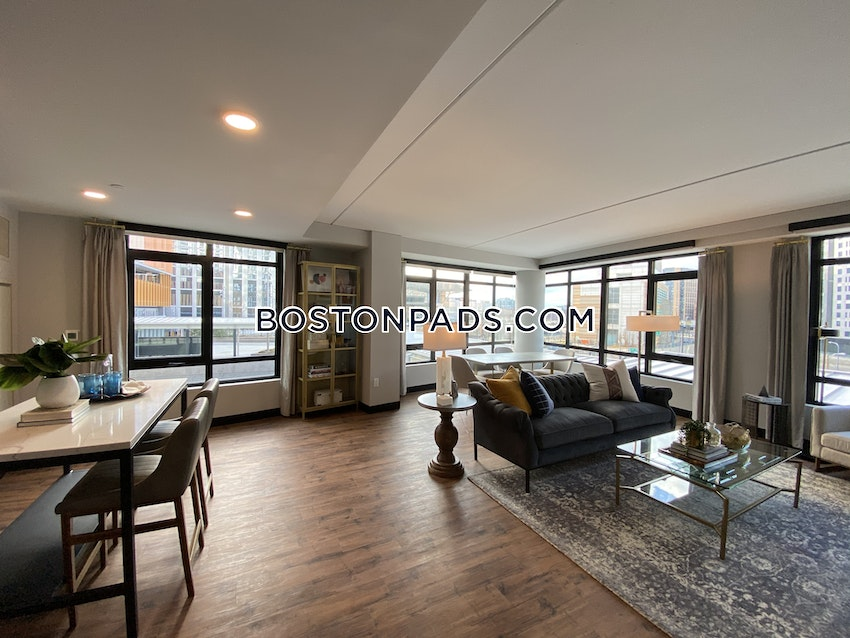 BOSTON - SEAPORT/WATERFRONT - 2 Beds, 2 Baths - Image 15