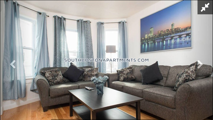 Boston - South Boston - Andrew Square - 3 Beds, 1 Bath - $2,300