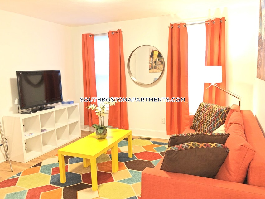 BOSTON - SOUTH BOSTON - ANDREW SQUARE - 4 Beds, 2 Baths - Image 1