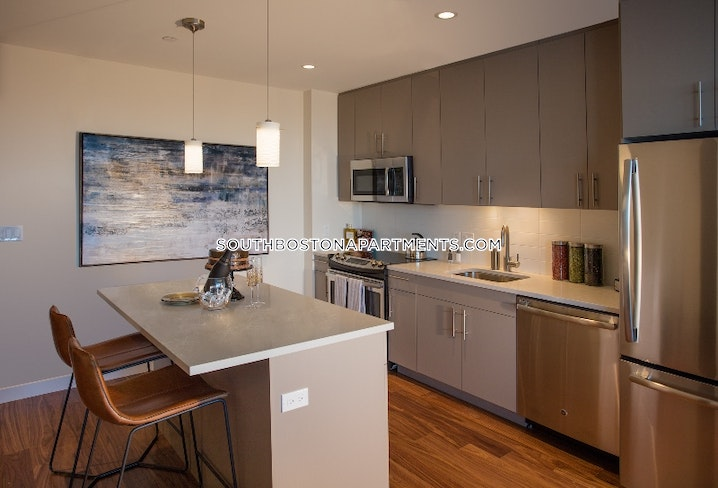 BOSTON - SOUTH BOSTON - SEAPORT - 1 Bed, 1 Bath - Image 2