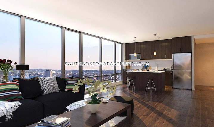 BOSTON - SOUTH BOSTON - SEAPORT - 1 Bed, 1 Bath - Image 8