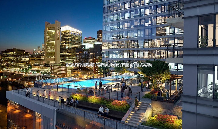 BOSTON - SOUTH BOSTON - SEAPORT - 1 Bed, 1 Bath - Image 5