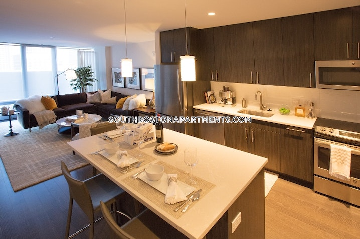 BOSTON - SOUTH BOSTON - SEAPORT - 1 Bed, 1 Bath - Image 3
