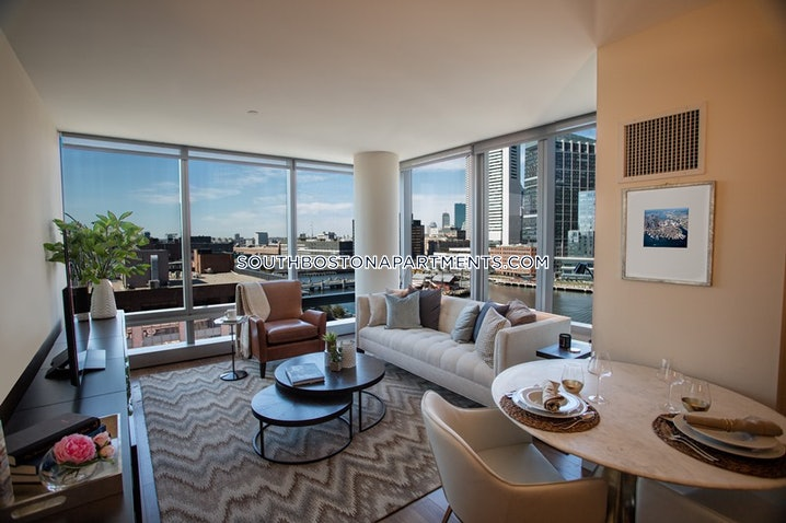 Boston - South Boston - Seaport - 2 Beds, 2 Baths - $5,013