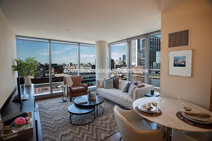 Boston - South Boston - Seaport - 3 Beds, 2 Baths - $8,511