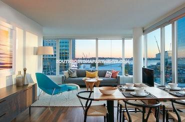 Seaport - South Boston, Boston, MA - 1 Bed, 1 Bath - $4,711 - ID#3809982