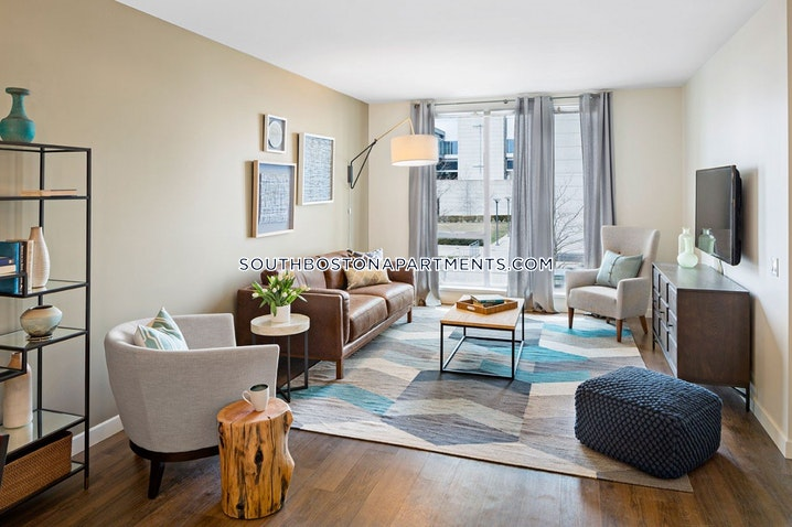 BOSTON - SOUTH BOSTON - SEAPORT - 1 Bed, 1 Bath - Image 1