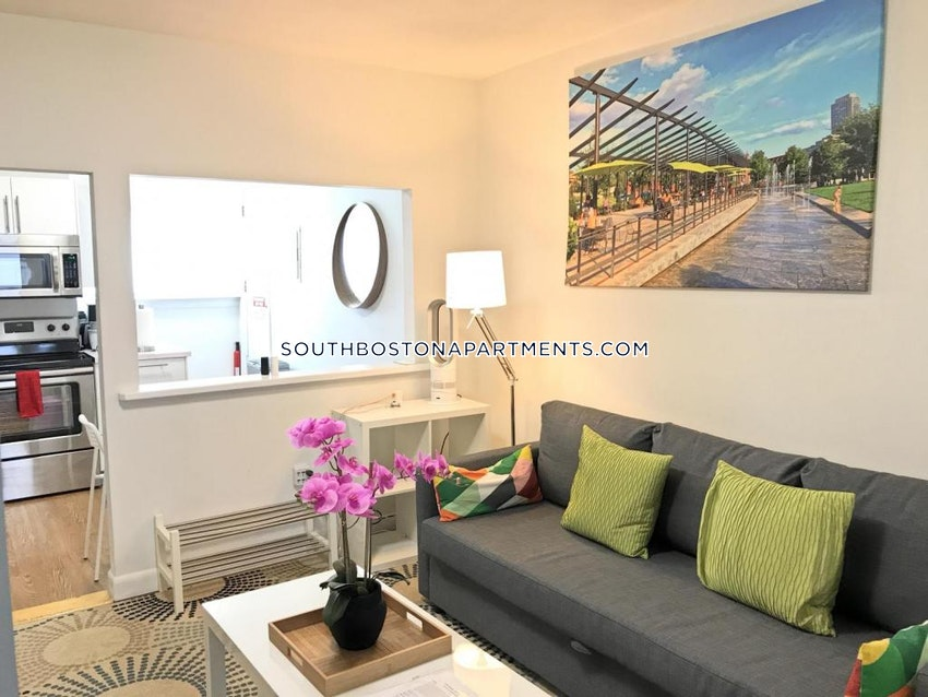 BOSTON - SOUTH BOSTON - ANDREW SQUARE - 3 Beds, 1 Bath - Image 1