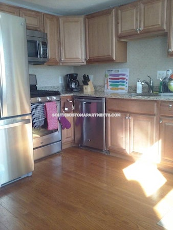 South Boston Apartment for rent 4 Bedrooms 2 Baths Boston - $4,700