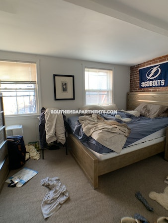South End Apartment for rent 3 Bedrooms 1 Bath Boston - $4,000