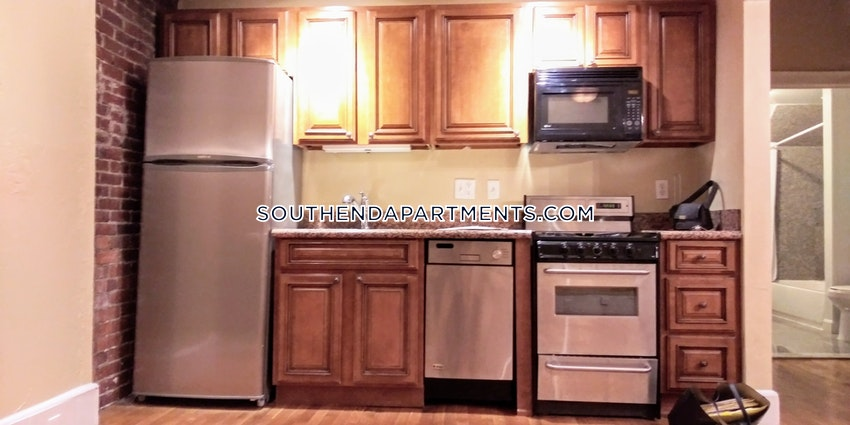 BOSTON - SOUTH END - 1 Bed, 1 Bath - Image 2