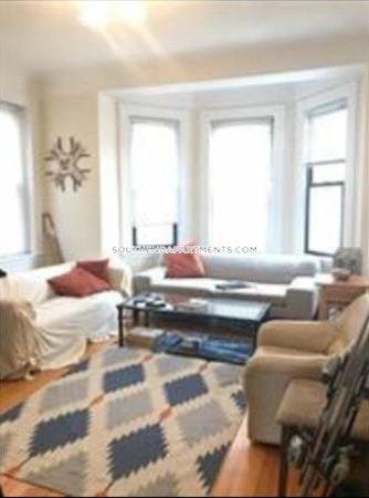 North End Wonderful 3 bed 1 bath in South End Boston - $4,200