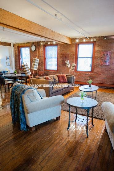 South End, Boston, MA - 3 Beds, 2 Baths - $3,400 - ID#3823899