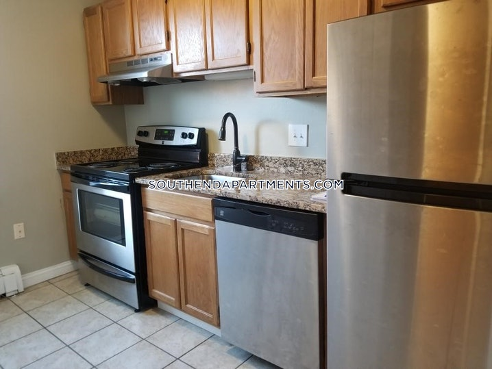 Boston - South End - 1 Bed, 1 Bath - $2,400