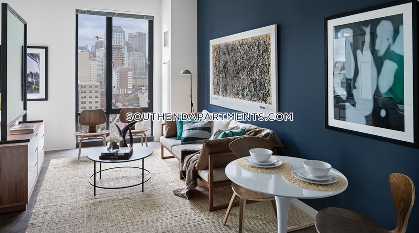 BOSTON - SOUTH END - 2 Beds, 2 Baths - Image 4