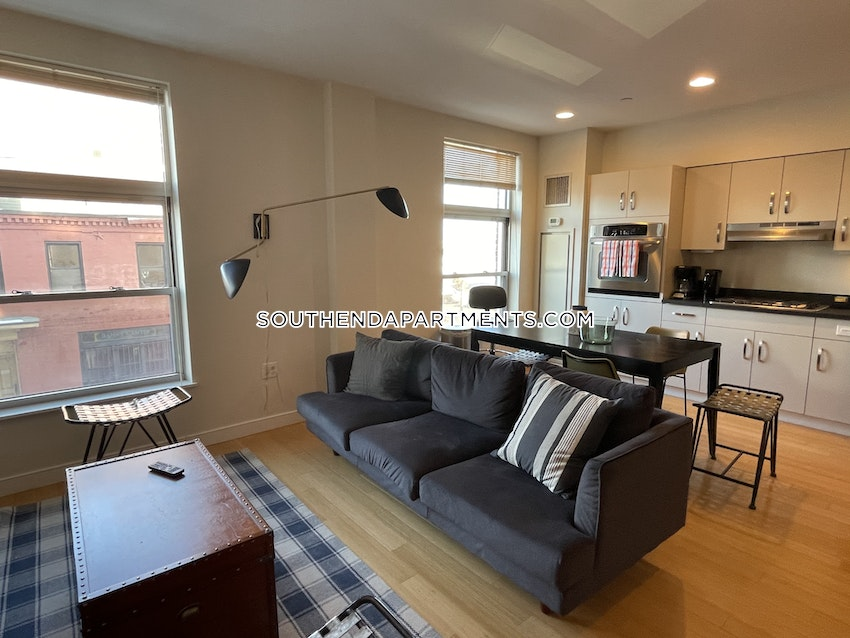 BOSTON - SOUTH END - 2 Beds, 1.5 Baths - Image 2