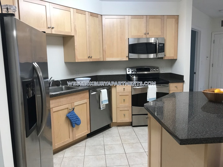 Boston - West Roxbury - 1 Bed, 1 Bath - $2,150