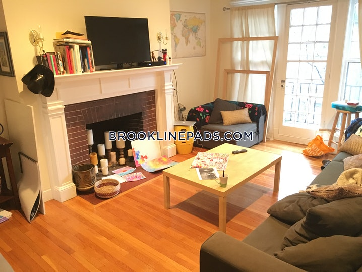 Brookline- Boston University - 5 Beds, 2 Baths - $6,500