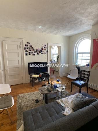 Brookline Beautiful 4 bed 1 bath in Brookline   Boston University - $4,200