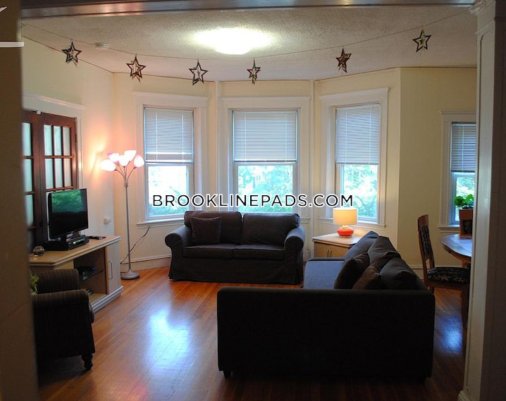 Brookline- Washington Square - 2 Beds, 1 Bath - $2,800