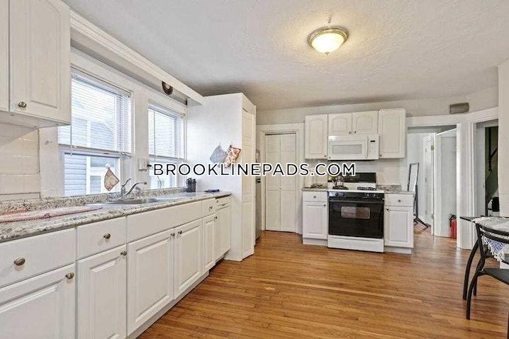 Brookline- Brookline Village - 2 Beds, 1 Bath - $2,400