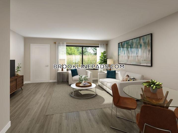 Brookline- Brookline Village - 1 Bed, 1 Bath - $2,800