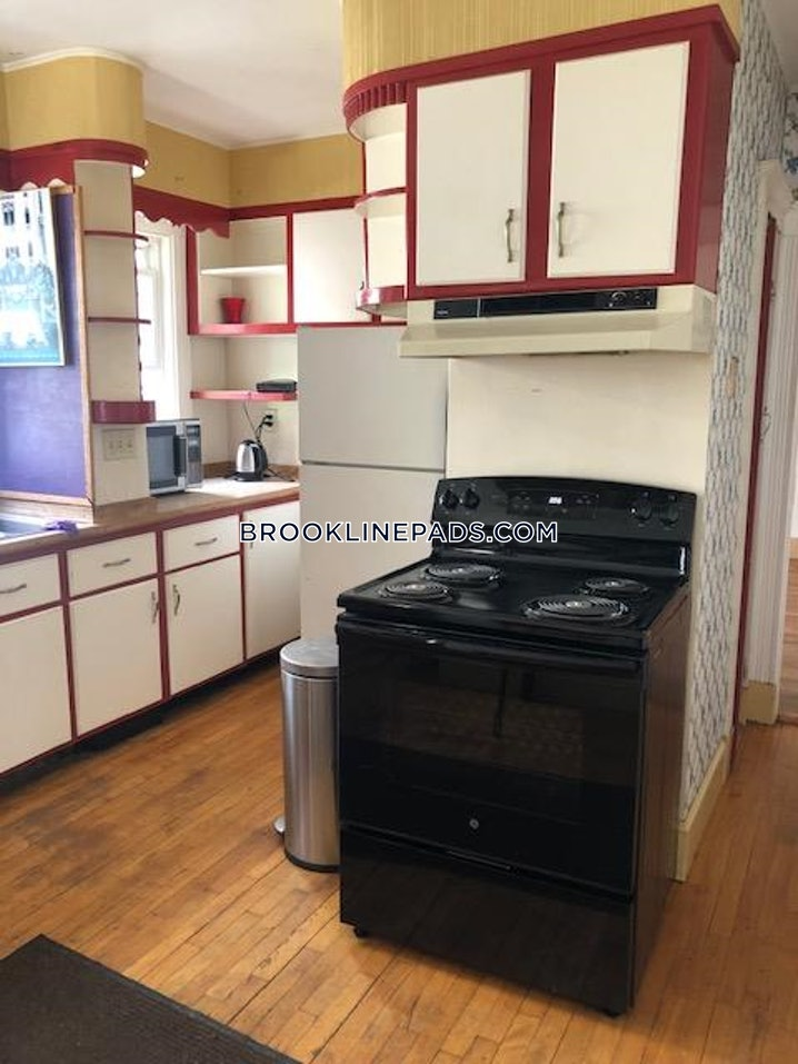 Brookline- Brookline Village - 3 Beds, 1 Bath - $3,300