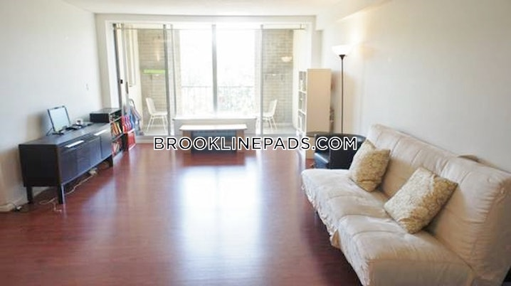 Brookline- Brookline Village - 1 Bed, 1 Bath - $2,500