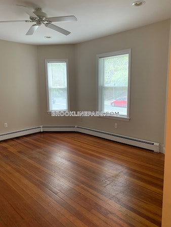Brookline Apartment for rent 3 Bedrooms 1 Bath  Brookline Village - $2,600