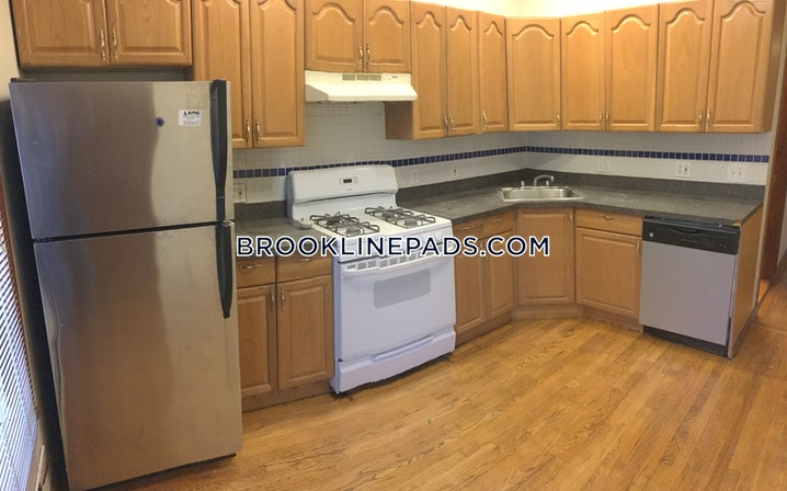 Brookline- Brookline Village - 4 Beds, 2 Baths - $4,100