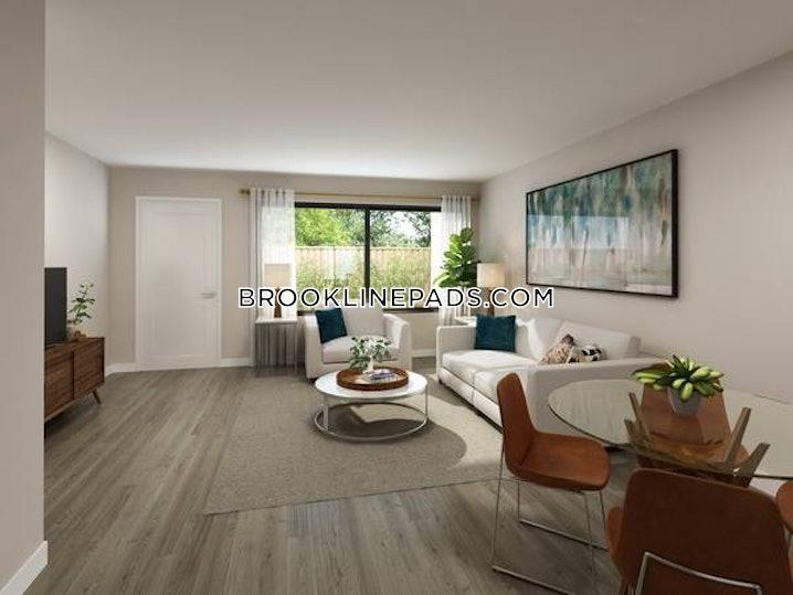 Brookline- Brookline Village - 4 Beds, 2 Baths - $5,800