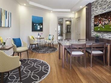 Chestnut Hill, Brookline, MA - 2 Beds, 1 Bath - $5,545 - ID#3825484