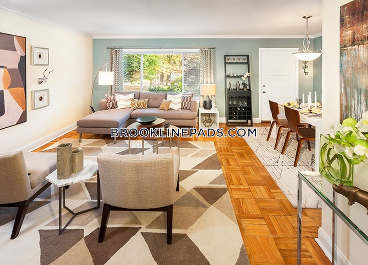 Brookline - Chestnut Hill - 1 Bed, 1 Bath - $1,960